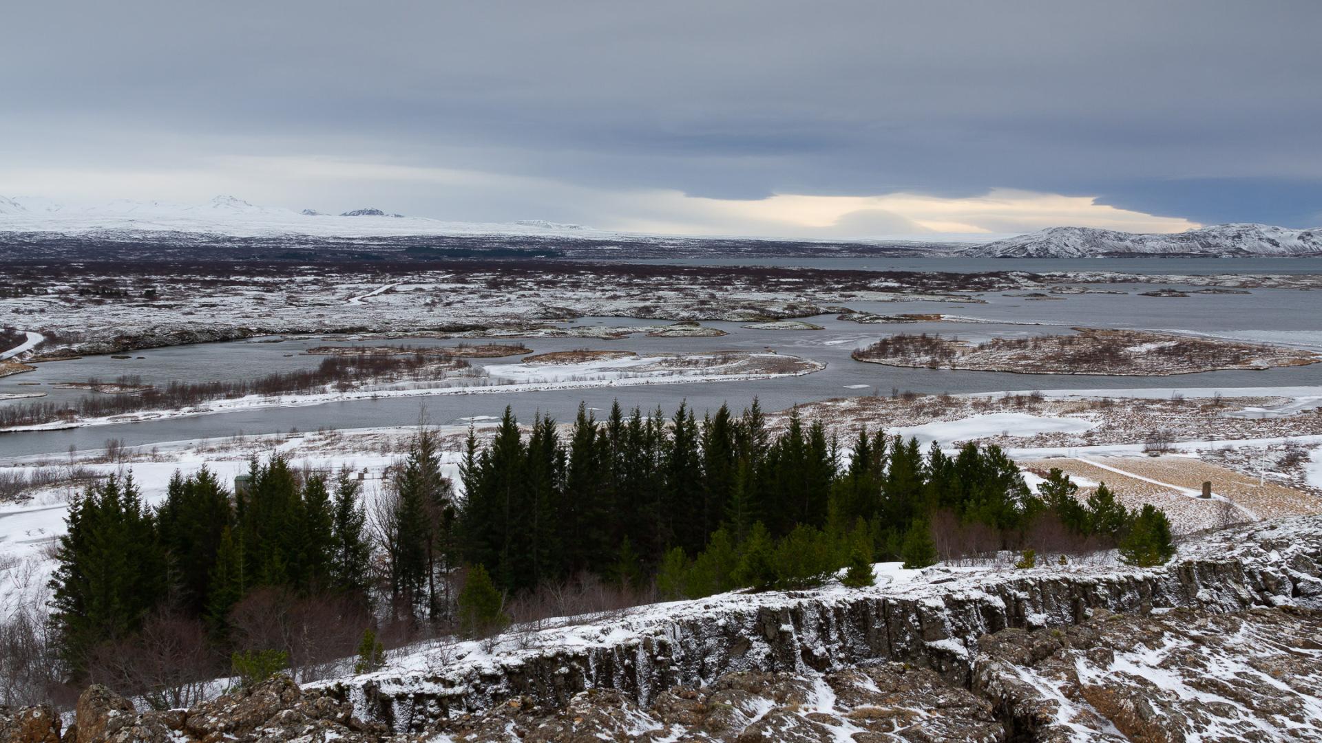 Thingvellir National Park – Þingvellir