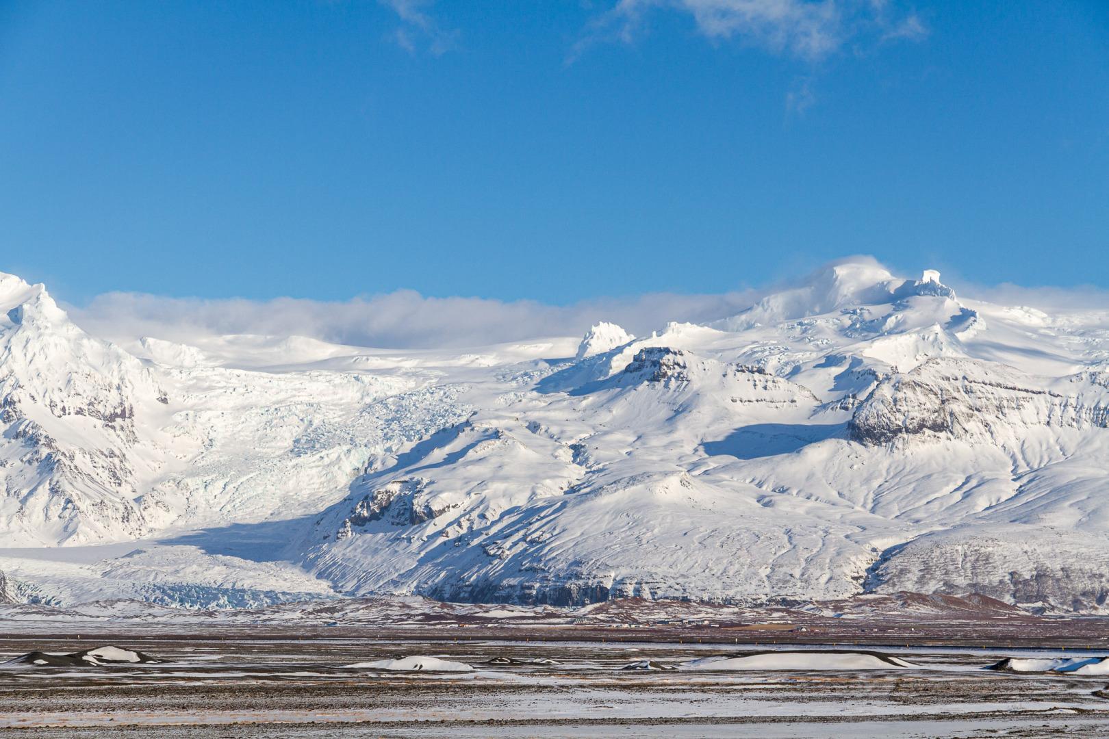 Svínafjelljökull