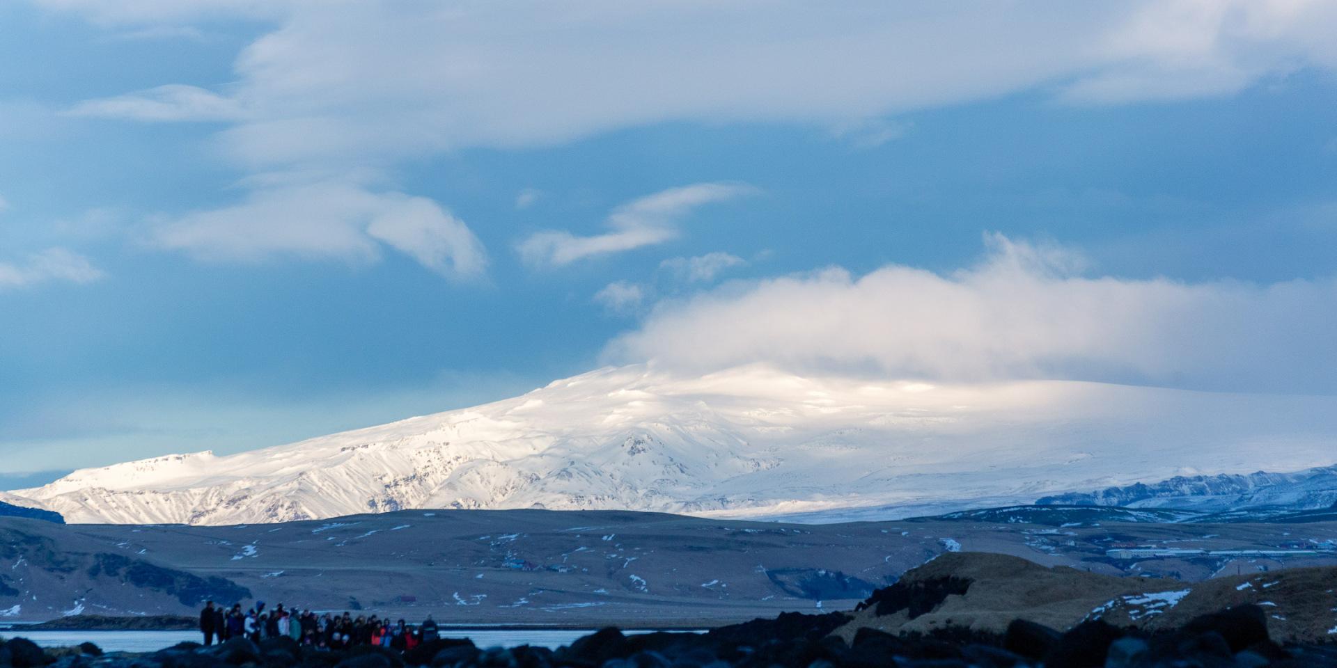 Eyafjallajökull